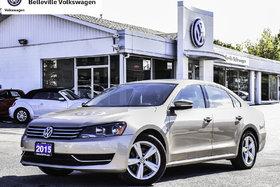 2015 Volkswagen Passat Comfortline 1.8T Comfortline