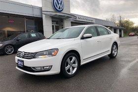 2014 Volkswagen PASSAT SE Comfortline