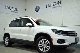 Volkswagen Tiguan Trendline 4motion 2014