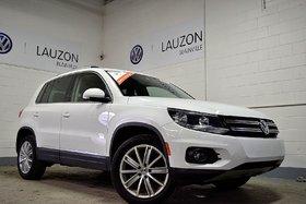 2014 Volkswagen Tiguan Highline 4 motion