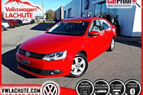 2014 Volkswagen Jetta COMFORTLINE + TDI + !!25, 796 KM!! + TOIT +