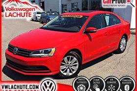 Volkswagen Jetta TRENDLINE++TOIT+ROUES ALLIAGES+ACHETÉ ICI!+ 2015