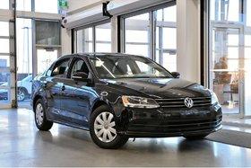 Volkswagen Jetta Modèle Trendline+ *** Réservé *** 2015