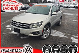 Volkswagen Tiguan COMFORTLINE + ENSEMBLE SPORT + MAGS 18 PO. + TOIT 2013