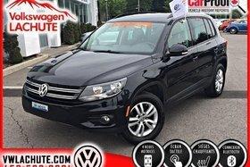2015 Volkswagen Tiguan TRENDLINE + 4MOTION + AIR +