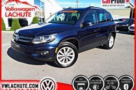 2015 Volkswagen Tiguan COMFORTLINE + TOIT + MAGS 17+ !! 47, 255 KM !! +