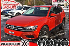 2018 Volkswagen Tiguan HIGHLINE + ! LIQUIDATION !+ AIDE À LA CONDUITE +