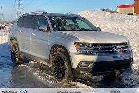Volkswagen Atlas EXECLINE 3.6L 4MOTION 2018
