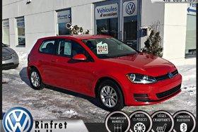 Volkswagen GOLF 3-DR 1.8 TSI Trendline 2015