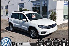 Volkswagen Tiguan 4Motion Trendline 2015