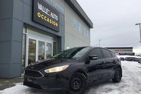 Ford Focus SE**VOLANT CHAUFFANT,BLUETOOTH,USB,CRUISE,ETC** 2015