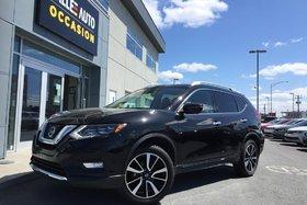 Nissan Rogue SL Platinum**SIÈGES ÉLEC,GPS,DÉTEC ANGLE,ETC** 2017