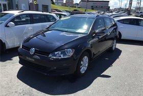 2015 Volkswagen Golf Sportwagon 1.8 TSI TL**CAMÉRA,TACTILE.SIÈGES CHAUFFANT**