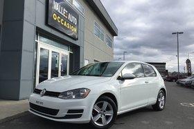 2015 Volkswagen Golf 1.8 TSI TL**BLUETOOTH, CRUISE, SIÈGES CHAUFFANT**