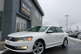 2015 Volkswagen Passat HIGHLINE**GPS, DÉMARREUR, ACCÈS SANS CLÉ**