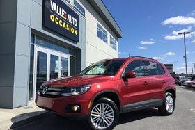 Volkswagen Tiguan Special Edition**CAMÉRA RECUL,CRUISE,TACTILE,ETC** 2015
