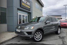 Volkswagen Touareg 3.6L Sport**TOIT OUVRANT PANO,GPS,BLUETOOTH,ETC** 2016