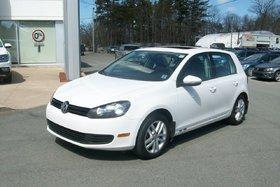 2010 Volkswagen Golf 5-Dr Comfortline 2.5 at Tip