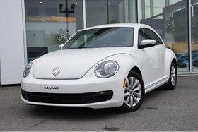 Volkswagen Beetle 2.5L Comfortline*A/C*SIEGES CHAUFF* 2012