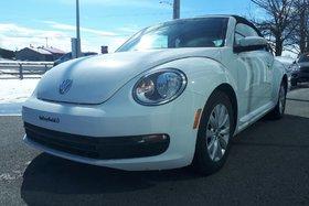 Volkswagen Beetle **NOUVEL ARRIVAGE!!!**CONVERTIBLE PRÊTE POUR L'ÉTÉ 2013