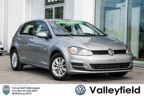 Volkswagen Golf *NOUVEL ARRIVAGE!*TRENDLINE+AUTOMATIQUE+CERTIFIÉ! 2015