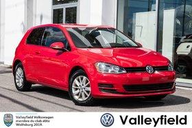 Volkswagen Golf *TROP TARD VENDU!*TRENDLINE+CERTIFIÉ! 2015