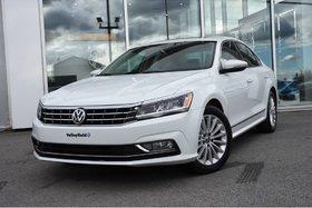Volkswagen Passat 1.8 TSI Comfortline *CUIR*SIÈGES CHAUFF*A/C* 2017