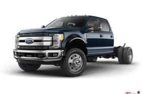 Ford Chassis Cab F-550 2017