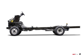 Ford Stripped Chassis 2017