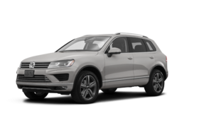 Volkswagen Touareg Execline 2017