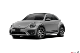 Volkswagen Beetle Dune 2018