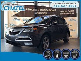 Acura MDX TECH PKG - AWD - GPS - CUIR - DVD 2012