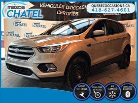 Ford Escape SE AWD - CAMÉRA - SIEGES CHAUFFANTS - BLUETOOTH 2017 GARANTIE COMPLETE FORD JUSQU'EN SEPTEMBRE 2019 / 60,000KM**