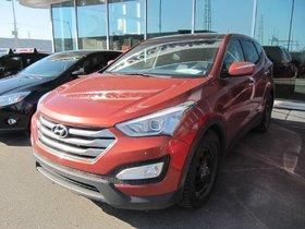 Hyundai Santa Fe Sport Limited AWD 2013