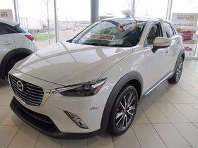 Mazda CX-3 GT TECH 2017 **DÉMONSTRATEUR**