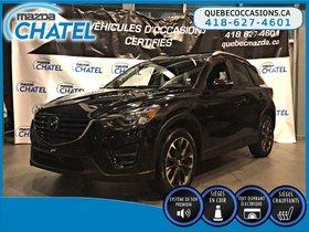 Mazda CX-5 GT AWD - TECH PKG - CUIR - TOIT OUVRANT - BOSE 2016