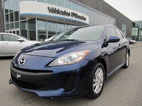 Mazda Mazda3 Sport GS-SKY 2012 **GARANTIE PROLONGÉE**