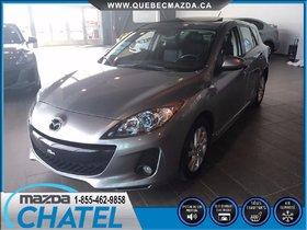 Mazda Mazda3 Sport GS-SKY (MANUELLE A/C) 2013