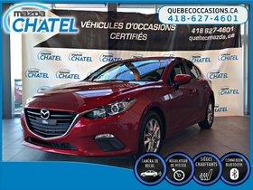 Mazda Mazda3 Sport GS - MANUELLE - SIEGES CHAUFFANTS - A/C 2015