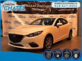 Mazda Mazda3 Sport GX - A/C - BLUETOOTH 2015