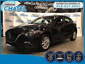 Mazda Mazda3 Sport GS - CAMÉRA DE RECUL - CRUISE - MAGS 2015