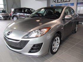 Mazda Mazda3 GX (MANUELLE A/C) 2010 **TRÈS BAS KILOMÉTRAGE**