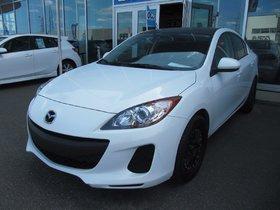 Mazda Mazda3 GX 2012 **BAS KILOMÉTRAGE**