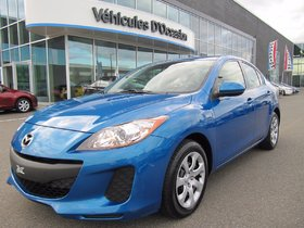 Mazda Mazda3 GX 2012 **TRÈS BAS KILOMÉTRAGE**