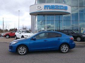 Mazda Mazda3 GS-SKY (AUTO, A/C, TOIT OUVRANT) 2013 **FINANCEMENT À PARTIR DE 0.9%**