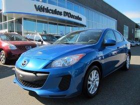 Mazda Mazda3 GS-SKY (MANUELLE A/C) 2013 **LIQUIDATION**