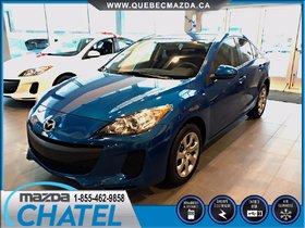Mazda Mazda3 GX (MANUELLE- A/C) 2013