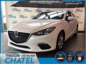Mazda Mazda3 GS-SKY (AUTO A/C) 2014 **GARANTIE PROLONGÉE MAZDA INCLUSE**