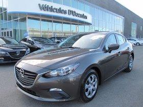 Mazda Mazda3 GX (MANUELLE A/C) 2015