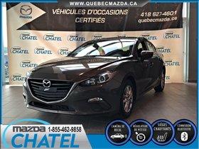 Mazda Mazda3 GS - MANUELLE - CAMÉRA DE RECUL - BLUETOOTH 2015